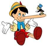 El síndrome de Pinocho...