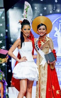 Bellezas asiáticas