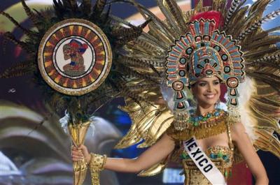 Bella estampa del folklor mexicano