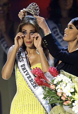 y la Miss Universe 2008 es...