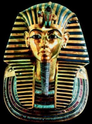 Los hijos gemelos de Tutankamon