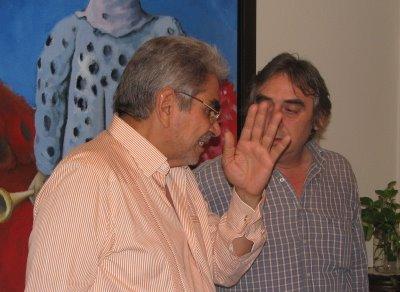 7/12 - Bosco Guerrero y Eusebio Echarren