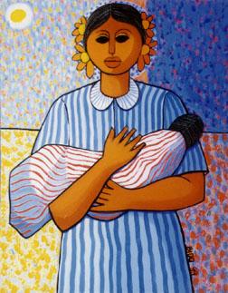 Dia de las Madres Dominicanas