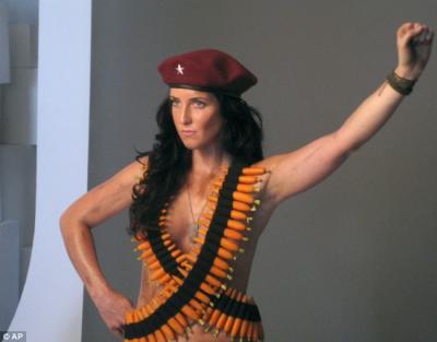 La nieta del Che Guevara