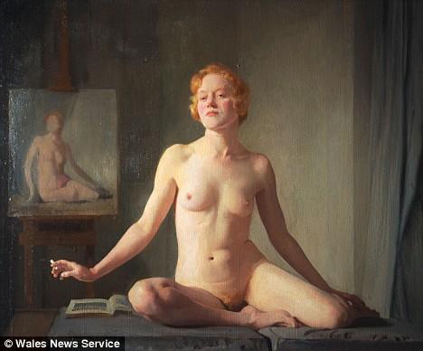 Newport nude