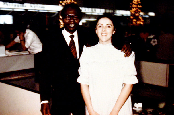 Barack Sr. and Ann Dunham married in February, 1961 and Barack was born six months later. Their union did not last long, however. The marriage ended in divorce in early 1964.