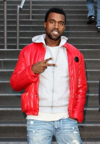 Peace out Kanye!